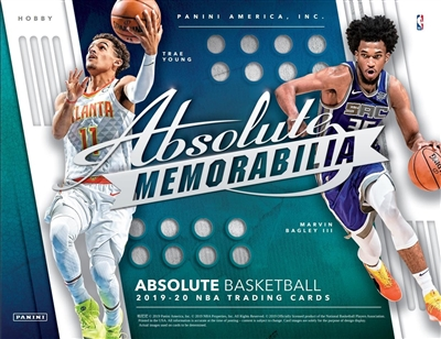 2019-20 Absolute Case Break #5 (1 team)