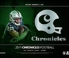 2019 Chronicles FB Box Break DOTD #9 (2 teams)