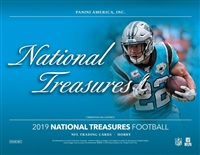 2019 National Treasures Half Case Break #12 (1 Team) Last 4 Draft Pick Protection!