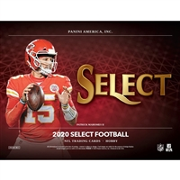 2020 Select Football 3 Box Break #10 (1 Team) Last 4 DPP