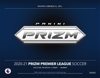 2020-21 Prizm Premier League Soccer #2 FILLER #1 (1 spot)