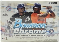 2020 Bowman Chrome HTA #1 FILLER #2 (1 spot)