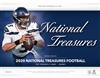 2020 National Treasures Half Case Break Serial Number #1 (1 Spot)