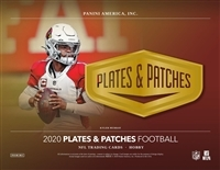 2020 Plates & Patches #1 FILLER #1 (1 spot)