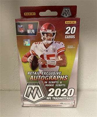 2020 Mosaic 2x Hanger Box Break DOTD #28 (2 teams)