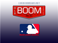 (MLB Boom Pack Series THREE) #88 (2 teams)