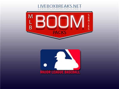 (MLB Boom Pack Series THREE) #78 (2 teams)