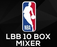 NBA Giveaway 10 Box Filler #151 Filler #5 (1 Spot)
