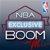 NBA Exclusive Boom Mixer #234 (1 Team) Last 4 DPP