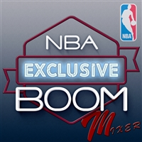 NBA Exclusive Boom Mixer #235 (1 Team) Last 4 DPP