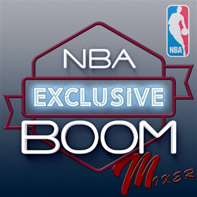 NBA Exclusive Boom Mixer #209 (1 Team) Last 4 DPP