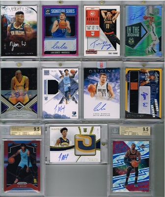 NBA Exclusive Boom Mixer #50 (1 Team) Last 4 DPP-10 Boom Packs!