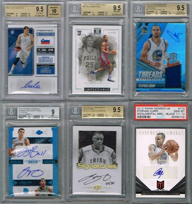(2017 LBB BOOM PACK BK SERIES 14) #54 (2 teams)
