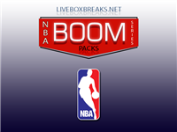 (NBA BOOM PACK SERIES 18) #160 (2 teams)