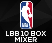 NBA Giveaway 10 Box Mixer #344 (1 Team) NEW Config~ Last 4 Draft Pick Protection