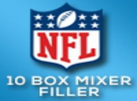NFL Giveaway 10 Box #302 Filler #3 (1 Spot)