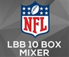NFL Giveaway 10 Box Mixer #387 (1 team)