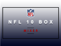 NFL Giveaway 10 Box Mixer #562 (1 team)