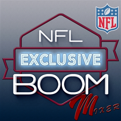 NFL EXCLUSIVE BOOM MIXER #138 (1 TEAM) Last 4 DPP