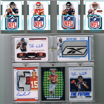 (2017 LBB BOOM PACK FB SERIES 19) #47 (2 teams)