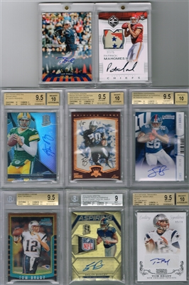 (2017 LBB BOOM PACK FB SERIES 23) #50 (2 teams)