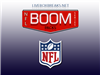 (NFL Boom Pack SERIES 31) #25 (2 teams) NEW Configuration!