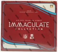 2020 Immaculate Serial Number #1 FILLER #6 (1 spot)