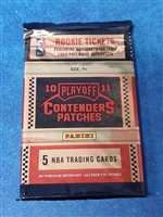 Fresh Pack 2010-11 Contenders BK