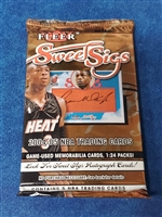 Fresh Pack 2004-05 Fleer Sweet Sigs Retail
