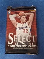 Fresh Pack 2012-13 Select BK