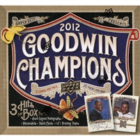 Dead Pack 2012 Goodwin Champions