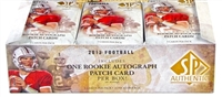 Fresh Pack 2013 SP Authentic Football