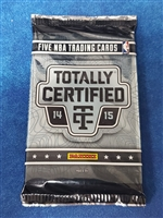 Fresh Pack 2014-15 Totally Certified BK