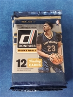 Fresh Pack 2016-17 Donruss BK