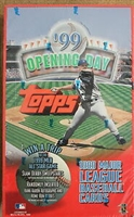 Fresh Pack 1999 Topps Opening Day