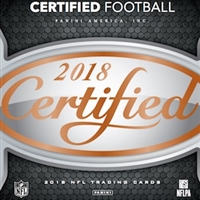 Fresh Pack 2018 Certified Football