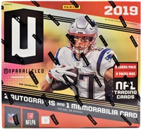 Fresh Pack 2019 Unparalleled Football