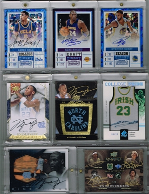 (2017 LBB BOOM PACK BK SERIES 5) #135 (2 teams)
