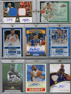 (2017 LBB BOOM PACK BK SERIES 4) #72 (2 teams)