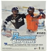 2020 Bowman Chrome Hobby Baseball Box Break DOTD #3 (2 Teams) No Draft