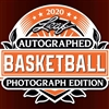 2020 leaf autographed basketball photograph edition DOTD #12 (2 Teams) No Draft