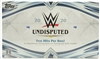 2020  Topps WWE Undisputed Box Break DOTD #5 (2 Letters) No Draft