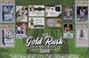 2021 Gold Rush Premier Multi Sport 6 Box Case Break 2 (1 Letter) No Draft