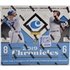 2019 Chronicles Baseball FOTL Box Break DOTD #2 (2 Teams) No Draft
