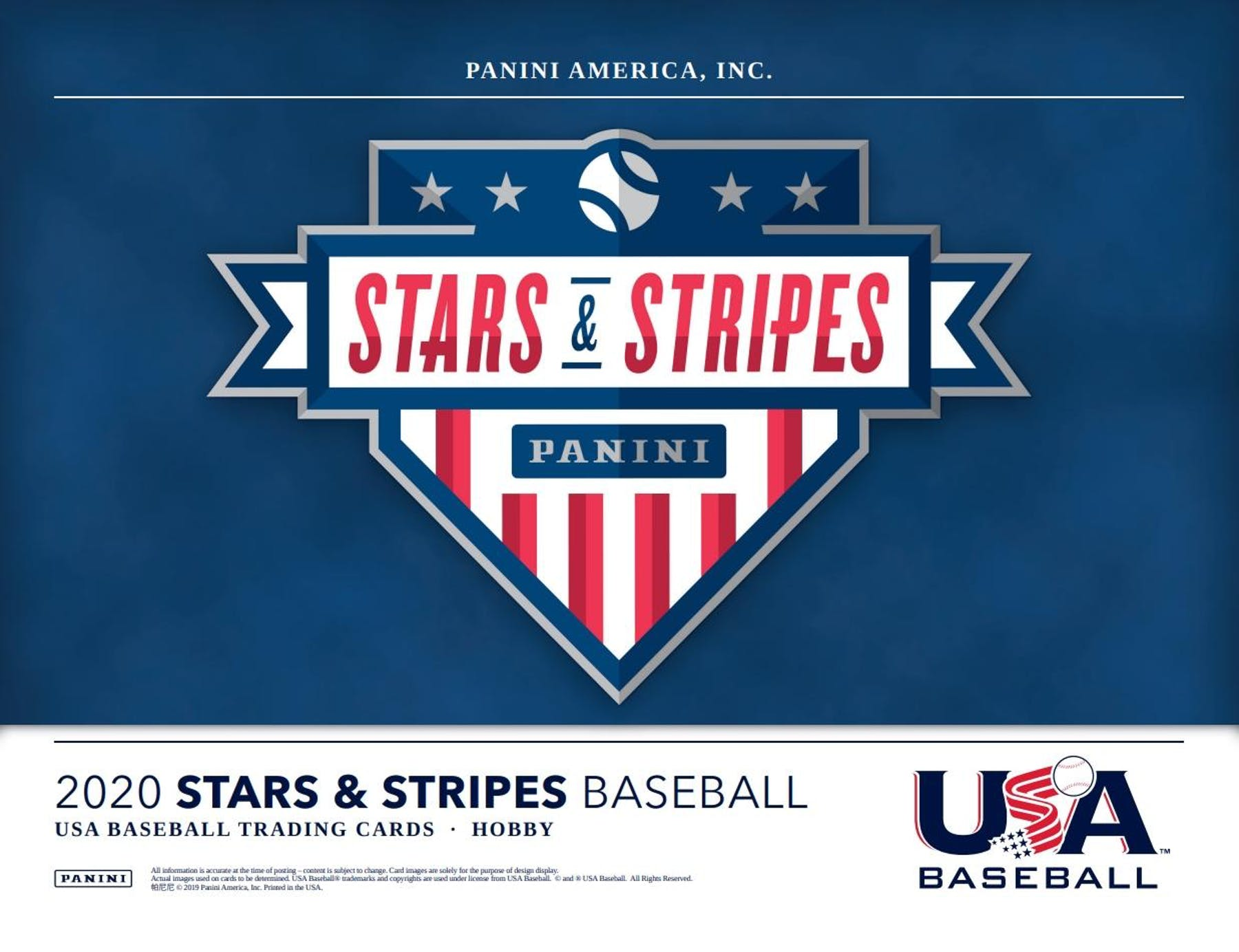 2020 Stars and Stripes Case Player Break #4 (5 Players) EBAY