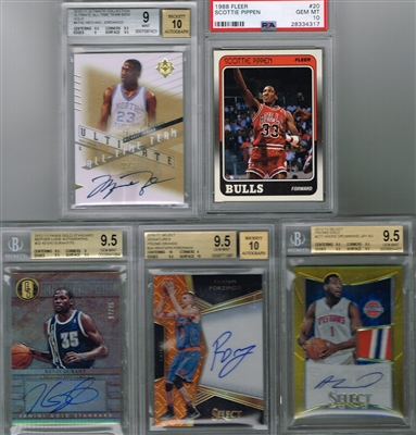 (2017 LBB  BOOM PACK BK SERIES 8) #76 (2 teams)