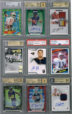 (2017 LBB BOOM PACK FB SERIES 15) #22 (2 teams)
