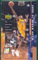 PICK A PACK 2000-01 Upper Deck Basketball