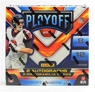PICK A PACK 2018 Playoff Football
