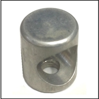 Rewind starter pull-cord handle insert for all Mercury Mark 30 - 40 - 50 - 55 - 58 - 75 - 78 outboards